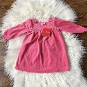 Hanna Andersson pink dress NWT Never worn 18-24 mo